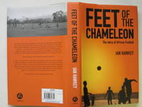 image of Feet of the chameleon: the story of African football