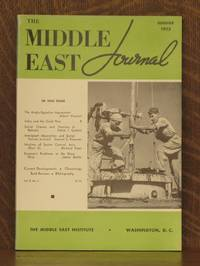 THE MIDDLE EAST JOURNAL VOL 9, SUMMER 1955