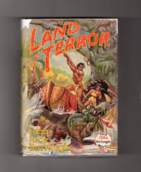 image of Land of Terror [signed By Edgar Rice Burroughs' daughter]