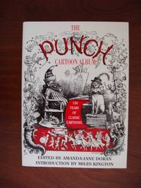 image of The Punch Cartoon Album  -  150 Years of Classic Cartoons