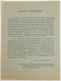 Suite princière
