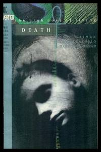 image of DEATH: The High Cost of Living - 1 - March 1993