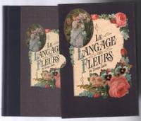 image of Le Langage des fleurs du temps jadis ( avec son coffret )