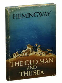 The Old Man and the Sea by  Ernest Hemingway - First Edition - 1952 - from Burnside Rare Books, ABAA and Biblio.com