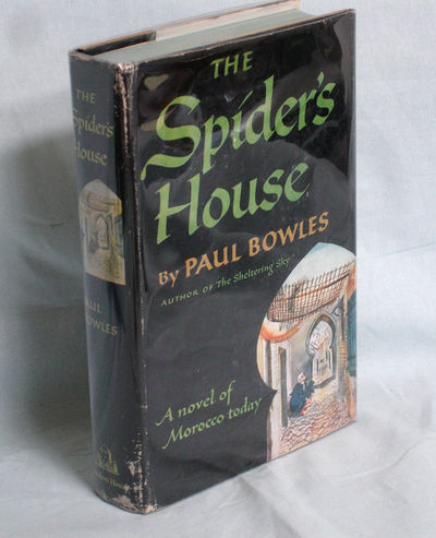 New York;(1955): Random House. First Edition. Octavo. First printing. A story of people involved in ...
