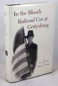 In the Bloody Railroad Cut at Gettysburg
