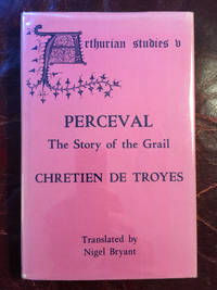 Perceval The Story of the Grail  Chretien de Troyes  Hardcover