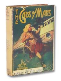 image of The Gods of Mars (Mars Series Book 2)