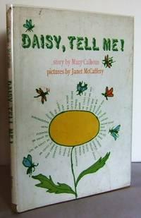 Daisy, tell me!