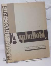 Asphaltoid - Produit Travaux d'Etancheite