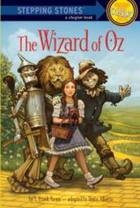 image of The Wizard of Oz (A Stepping Stone Book(TM))