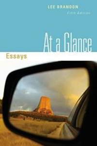 At a Glance: Essays (Basic Writing)