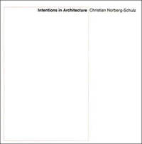 image of Intentions in Architecture