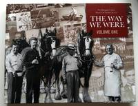 The Way We Were Volume One (Jacksonville Illinois - Morgan County) by Greg Olson - Hardcover - Signed - 2016 - from ThatBookGuy and Biblio.com