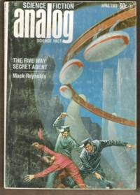 ANALOG SCIENCE FICTION / SCIENCE FACT April 1969
