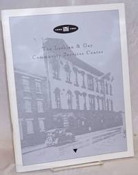 Lesbian & Gay Community Services Center: annual report 1990-1991