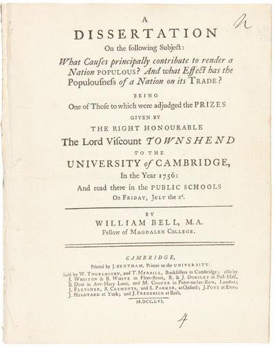 Dissertation britanicus francais