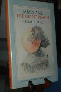 James and the Giant Peach by Roald Dahl - Signed First Edition - 1961 - from Anthony Greene (SKU: 2019_53)