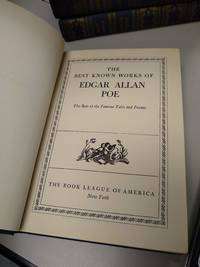 The Best Known Works of Edgar Allan Poe: The Best of the Famous Tales and Poems