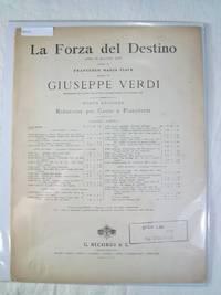 La Forza de Destino: Sinfonia - Solo Piano Reduction by A. Baur