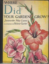 image of WHERE DID YOUR GARDEN GROW?