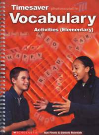 Vocabulary Activities Elementary: Vocabulary Activities Elementary Elementary