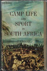 CAMP LIFE AND SPORT IN SOUTH AFRICA.