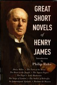 Great Short Novels of Henry James by  Introduction by. James  Philip - Hardcover - 2012-01-01 - from Mom's Resale (SKU: 13B-7-7-20-13)
