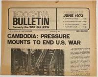image of Indochina Bulletin. No. 26 (June 1973)