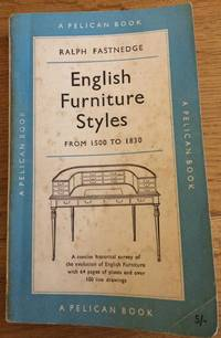 image of English Furniture Styles: From 1500 to 1830