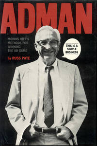 image of Adman: Morris Hite's Methods for Winning the Ad Game