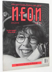 Neon Magazine, July/August 1990: Lynda Barry Ninja Babe