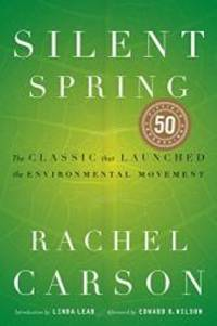 Silent Spring by Rachel Carson - 2002-10-22 - from Books Express (SKU: 0618249060n)