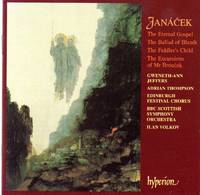 The Eternal Gospel; The Ballad of Blanik; The Fiddler's Child; [Suite from] The Excursions of Mr. Broucek [CD - SACD Music Compact Disc]