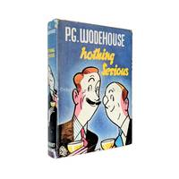 Nothing Serious by P.G. Wodehouse - 1st Edition 1st Printing - 1950 - from Brought to Book Ltd (SKU: 004015)