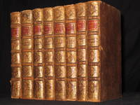 Les Oeuvres de Monsieur Moliere, Reveues, corrigees & augmentees. Enrichies de figures en Taille-douce (8 Volume Set) by Jean Baptiste Poquelin de Moliere - Hardcover - 1697 - from Tarrington Books and Biblio.com