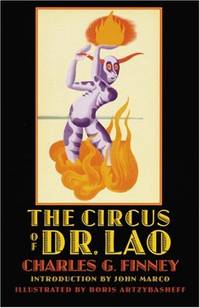 image of THE CIRCUS OF DR. LAO