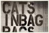 Wool at Luhring Augustine, 1991 (poster / Cats in Bag)