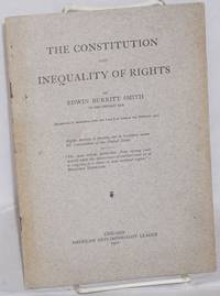 The Constitution and inequality of rights