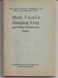MARK TWAIN'S JUMPING FROG AND OTHER HUMOROUS TALES