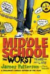 image of Middle School: The Worst Years of My Life