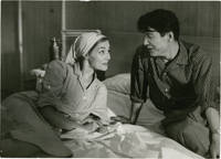 Hiroshima mon amour (Collection of 8 original photographs from the 1959 film)