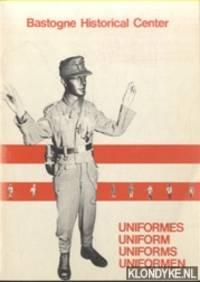 Bastogne Historical Center: Uniformes, Uniform, Uniforms, Uniformen
