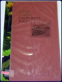 CALIFORNIA POEMS
