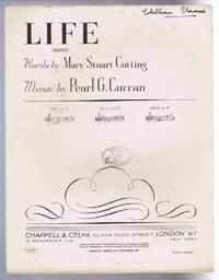 Life, Song. No. 1 in C