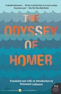 image of ODYSSEY OF HOMER : RICHMOND LATTIMORE TRANSLATION