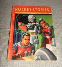 image of Rocket Stories for  April 1953 Volume 1 Number 1 First Issue