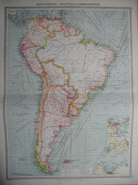 South America: Industries & Communications.