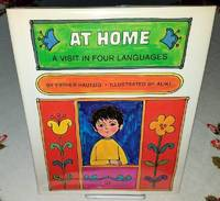 image of AT HOME A VISIT IN FOUR LANGUAGES