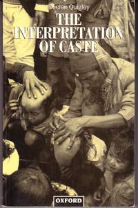 The Interpretation of Caste